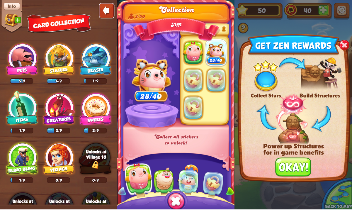Coin Master, Candy Crush Friends Saga, and Panda Pop have ramped up their monetization with light meta elements