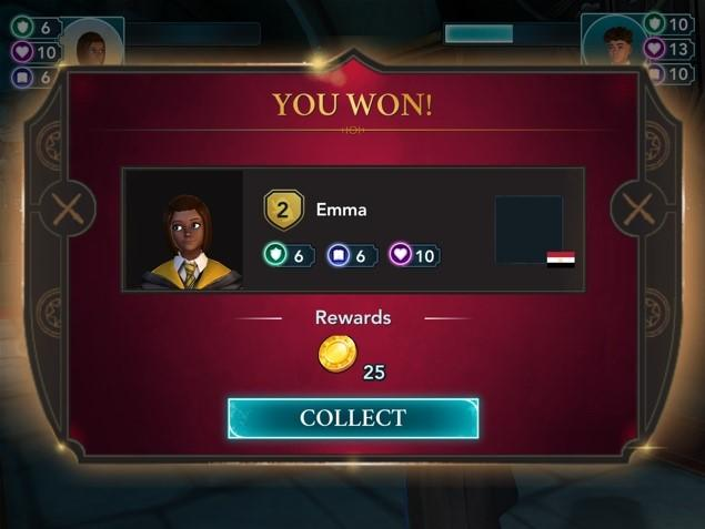 """""""Duelling Club"""" in Harry Potter: Hogwarts Mystery"""