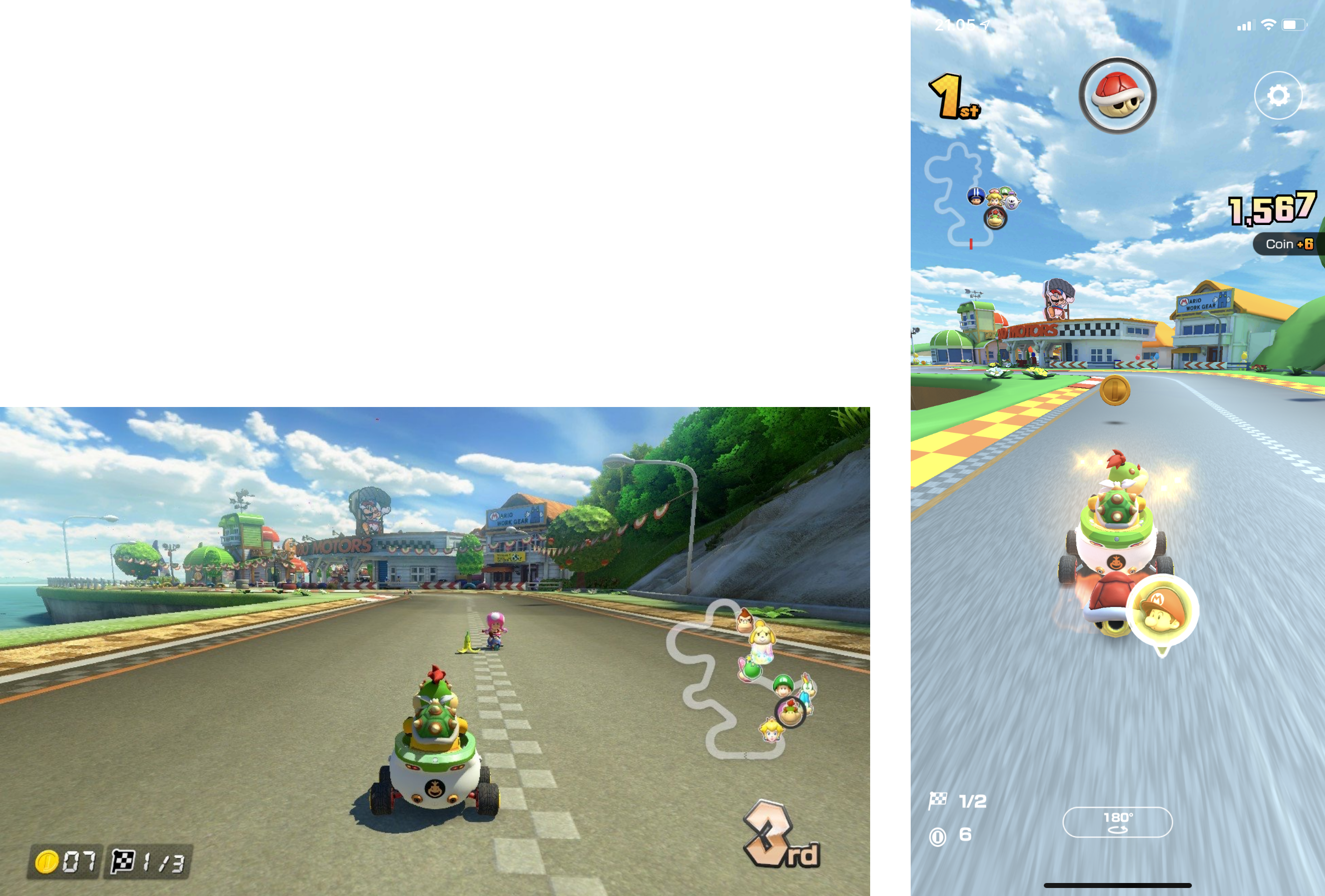 Why Mario Kart Tour Has Taken The Charts By Storm Gamerefinery