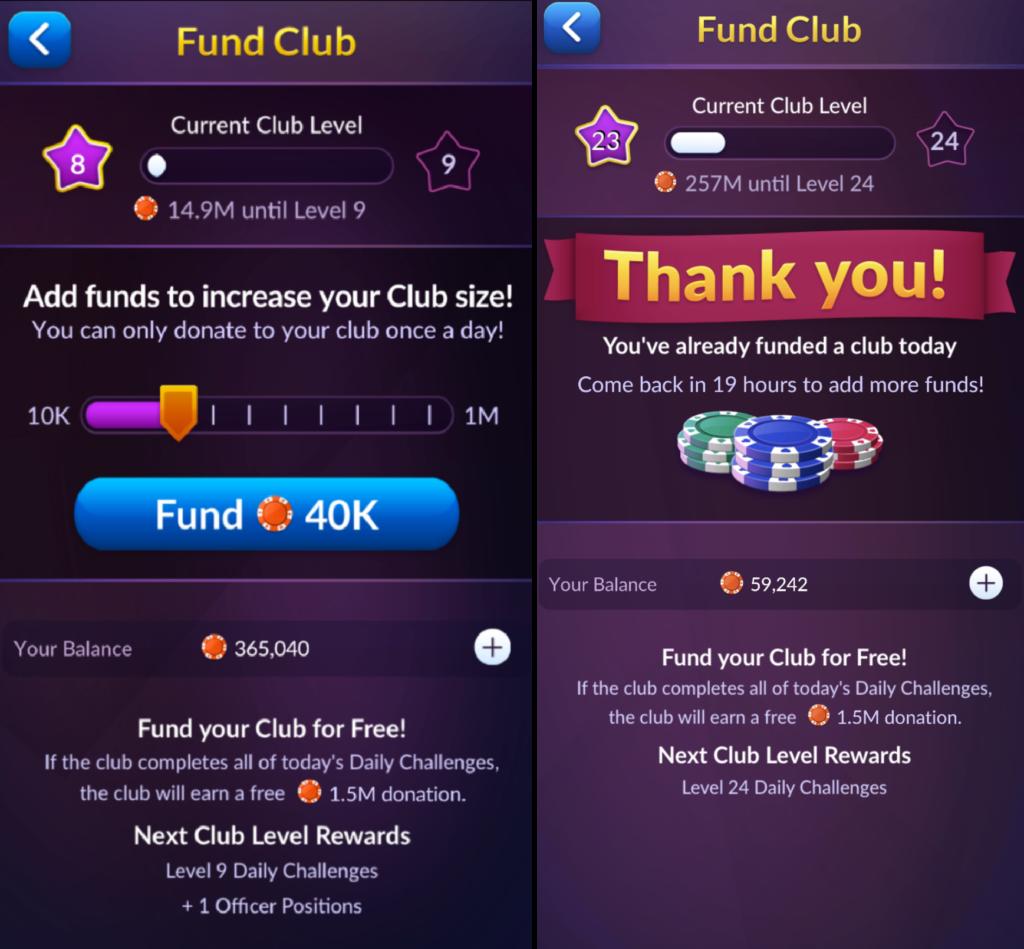 Bis Fish Casino mobile game