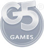 G5 Games logo