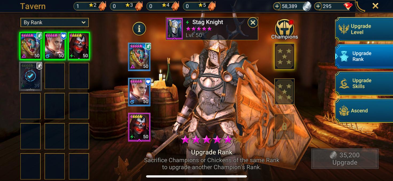 RAID: Shadow Legends Epic Champion