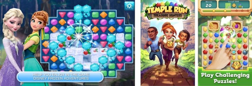 IP based puzzle games