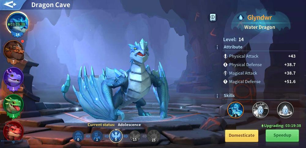 Infinity Kingdom Dragon