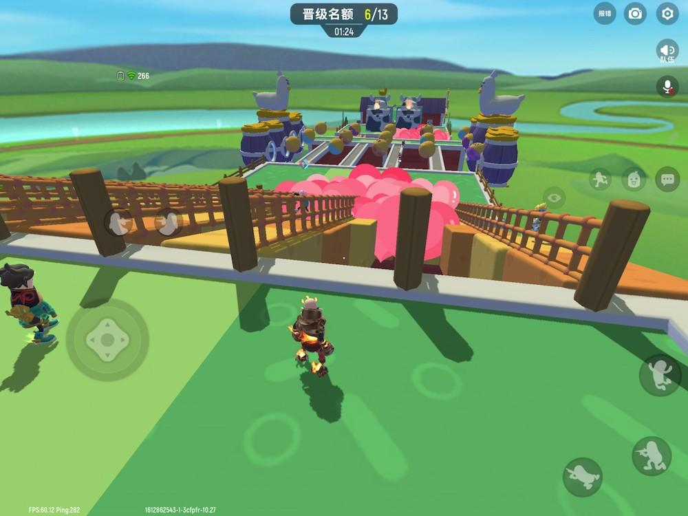 Mobile game Sausage Man's new Fall-Guys-inspired PVP mode