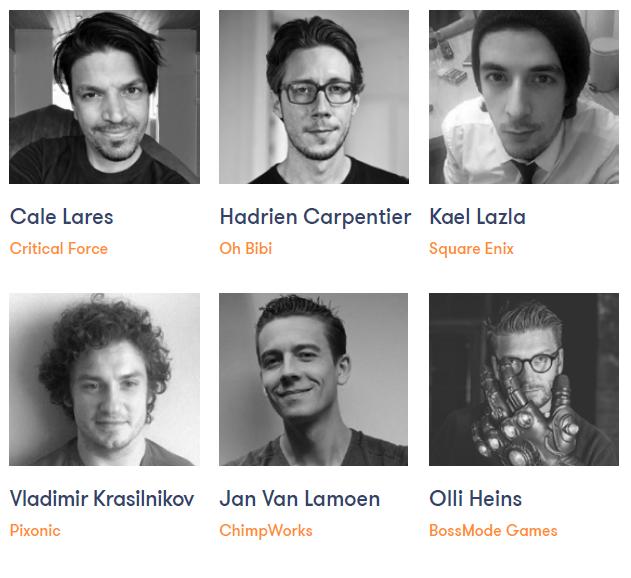 ebook contributors