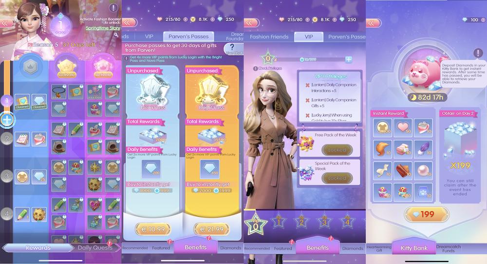Time Princess: Dress Up's Subscription Plan