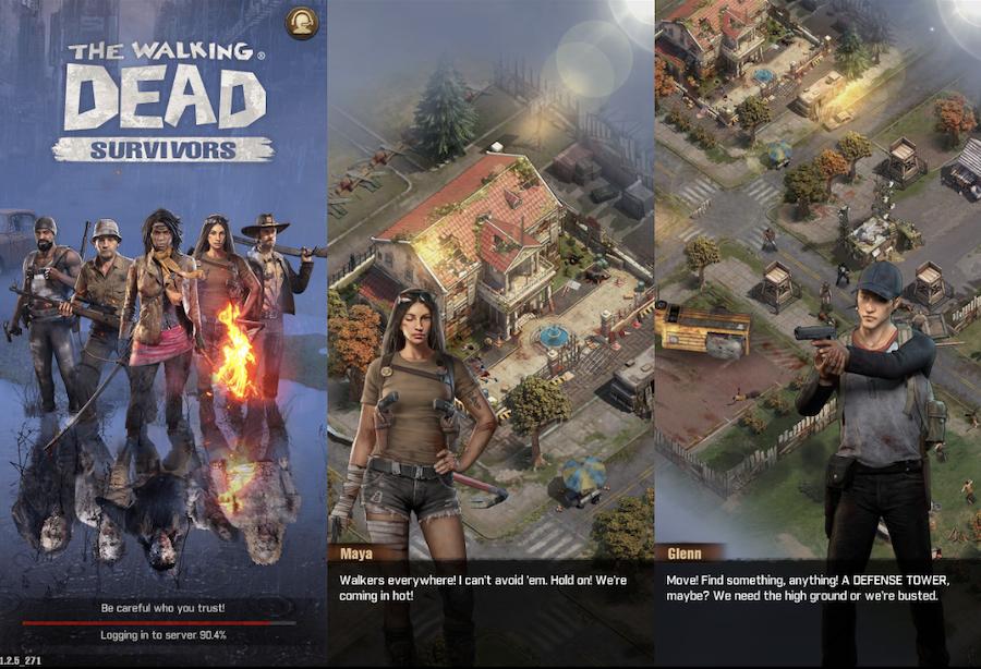 The Walking Dead: Survivors FTUE