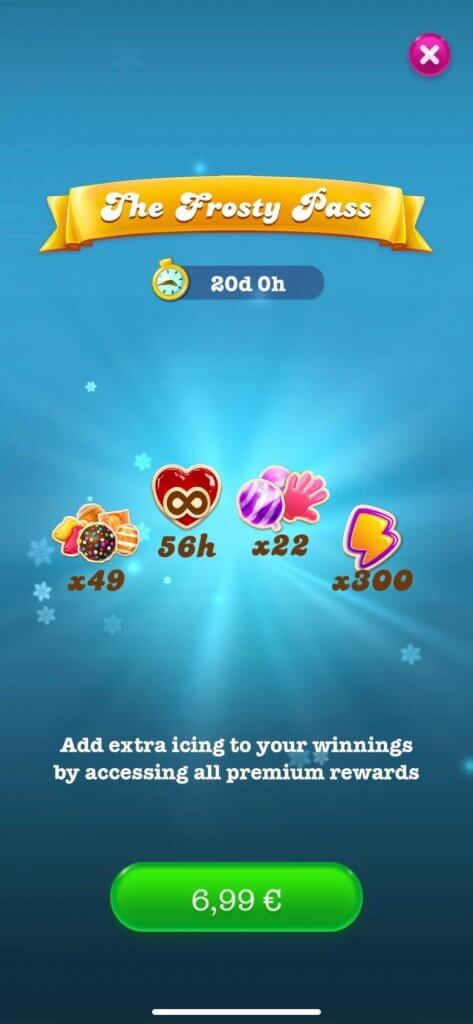 Candy Crush Soda Saga Premium Battle Pass
