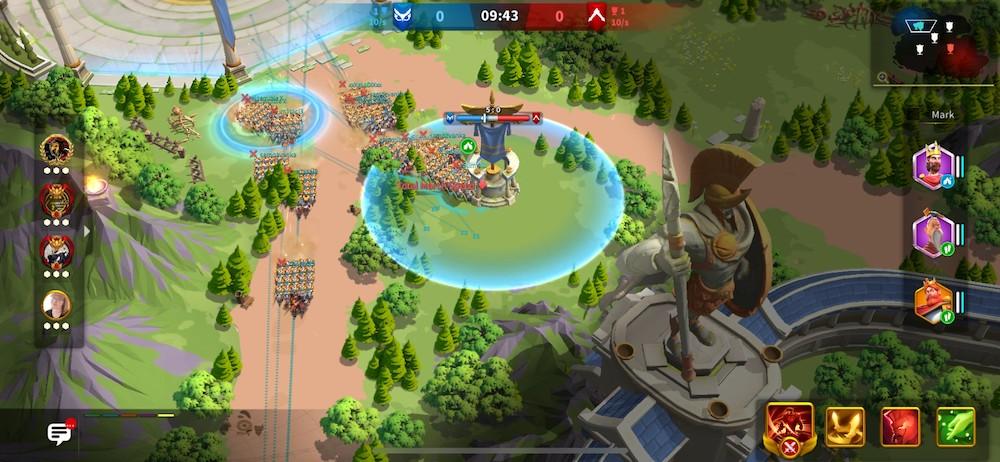Rise of Kingdoms pvp mode