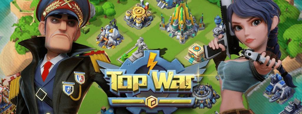 Top War: Battle Game deconstruction header image