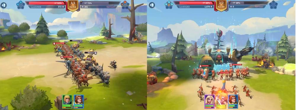 Infinity Kingdom mobile game