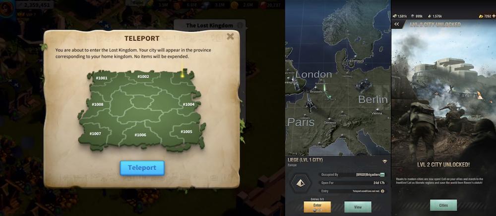 Rise of Kingdoms Warpath recurring event