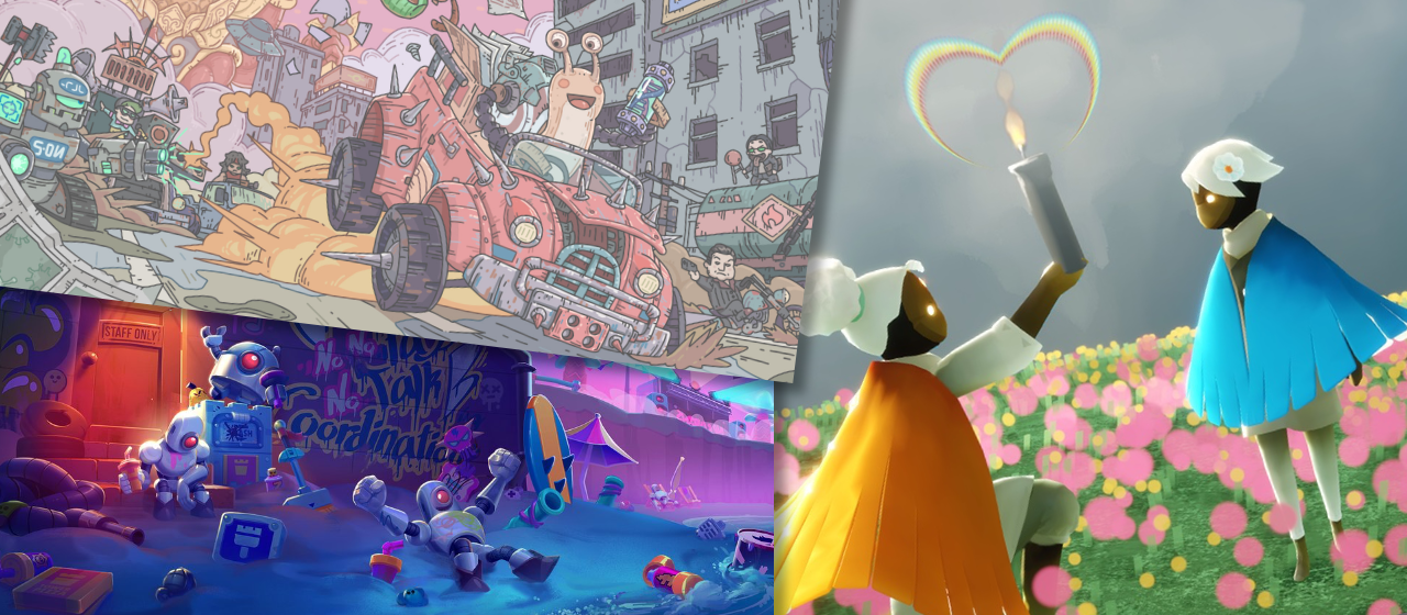 Charity events in mobile games header image