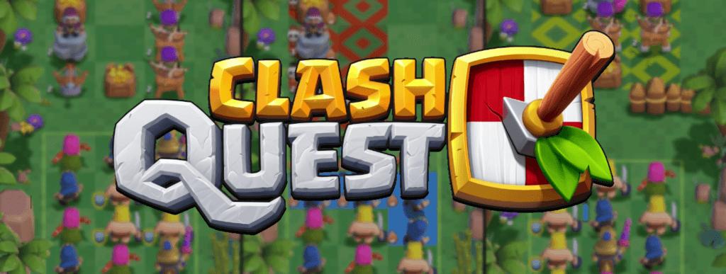 Deconstructing Clash Quest header image