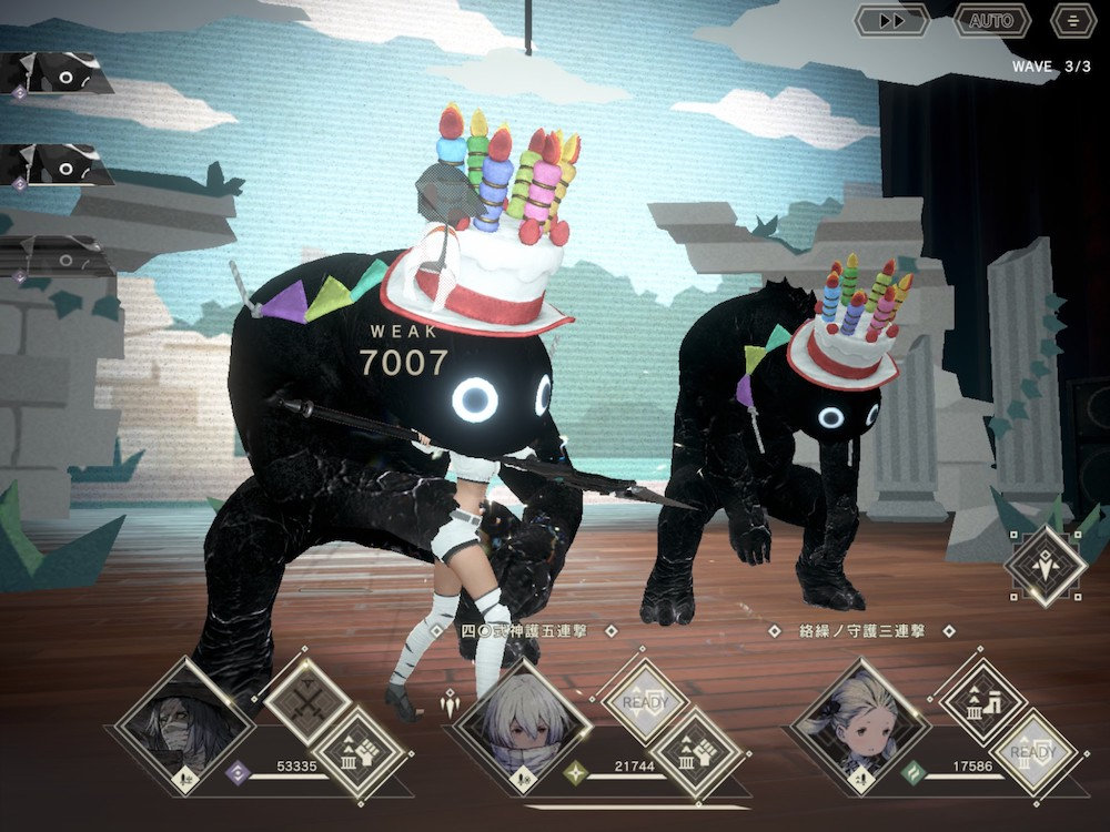 NieR Re[in]carnation's anniversary event